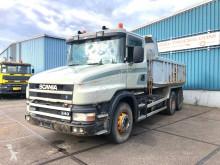 Камион Scania T самосвал втора употреба