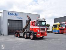 Scania hook lift truck R 500