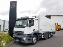 Mercedes Actros 2543 LL 6x2 Getränkekoffer+LBW mehrfach!! LKW gebrauchter Pritsche Getränkewagen