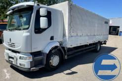 Renault tarp truck MIDLUM 300-18H Verdeck + LBW