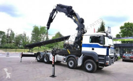 Caminhões estrado / caixa aberta MAN TGA 41.480 8x8 Palfinger PK 72002
