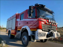 Camión Camion Mercedes ATEGO 4x4 Firetruck NEW !