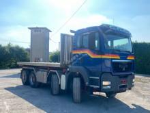 Camión Gancho portacontenedor MAN TGS 35.540 A SCARRABILE BALESTRATO ANTERIORE E