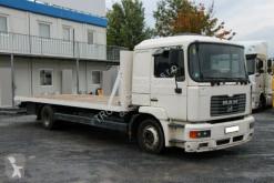 Camion porte voitures MAN ME 280, PREPARATION FOR TAIL LIFT