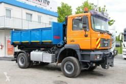 Camión MAN 18.360, 4x4, WINTER DIENST, AFTER REPAIR volquete usado
