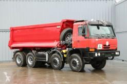 Lastbil Tatra 815 TERNO, DUMPER, 8x8, EURO 5, GOOD CONDITION ske brugt