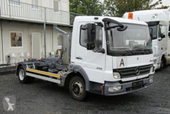 Camion châssis Mercedes ATEGO 818 L, EURO 4, ABROLLKIPPER