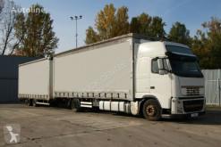 شاحنة Volvo VOLVO FH 13.420, EURO 5 + SVAN CHTP 18, 120 cbm ستائر منزلقة (plsc) مستعمل