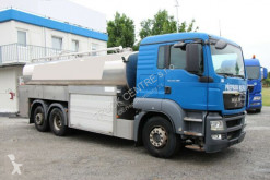 Camion citerne alimentaire MAN TGS 26.480, EURO 5, THREE CHAMBER 3x5300 L