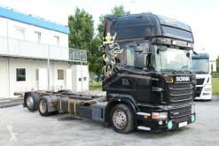 Scania chassis truck R400, BDF, 6x2, EURO 5, RETARDER, LIFT AXLE