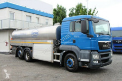 Camion citerne alimentaire MAN TGS 26.440, EURO 5 EEV, THREE CHAMBER, 3x 5300 L