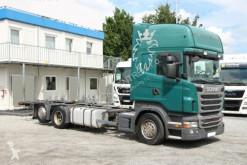 Lastbil chassi Scania R440, BDF, 6x2, EURO 5, RETARDER, LIFT AXLE