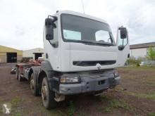 Camion polybenne Renault Kerax 385