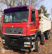 Камион MAN TGA 41.480, Tipper 8x4 ,Full Steel, Manual самосвал втора употреба