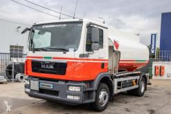 Камион MAN TGM цистерна петролни продукти втора употреба