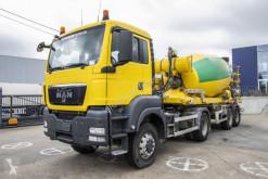 Lastbil betong blandare MAN TGS 18.360