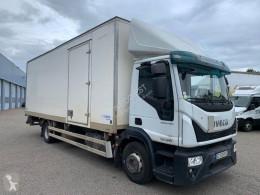 Ciężarówka Iveco Euro Cargo ML 120E210 E6 Fourgon 7M55 + Hayon rétractable furgon używana