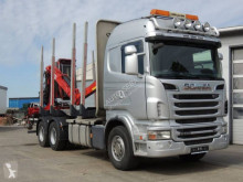 Camion Scania R 730 grumier occasion