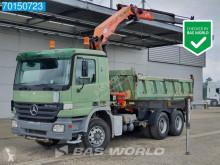 Kamión korba trojstranne sklápateľná korba Mercedes Actros 2646