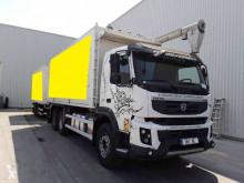 Caminhões Volvo FMX 500 cisterna alimentar usado