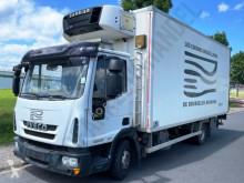 Teherautó Iveco Eurocargo Eurocargo 100E18 -EEV - Carrier 550 használt hűtőkocsi