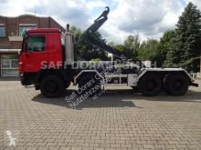 Camión Mercedes Actros 3244 Actros Abroller 8x4 Gancho portacontenedor usado