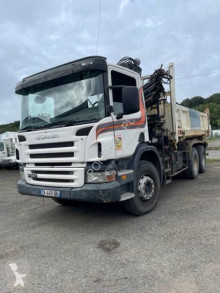 Camion Scania P 380 ribaltabile bilaterale usato