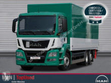 Camion MAN TGS 26.400 6X2-4 BL, Koffer, Hecktüre, LBW fourgon occasion