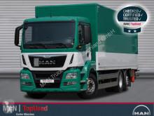 Camión furgón MAN TGS 26.400 6X2-4 BL, Koffer, Hecktüre, LBW