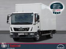 Camión MAN TGL 12.250 4X2 BL, Koffer, LBW, 7,1m, LGS furgón usado