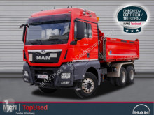 Camion tri-benne MAN TGX 26.460 6X4 BB-MEILLER-HYDRAULIK-STDKLIMA-