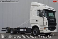 Scania R 500 LKW gebrauchter Fahrgestell