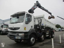 Renault two-way side tipper truck Kerax 430dxi