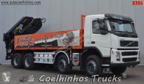 Camião estrado / caixa aberta Volvo FM13 480