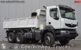 Camion Renault Kerax 410 DXI benne occasion