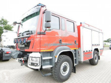 Camión bomberos MAN TGM TGM 13.290 FEUERWEHR 4x4 BB LÖSCHFAHRZEUG EURO 6