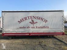 Actros 2548 Nur Aufbau Plane u. Pritsche Meuser caisse savoyarde occasion
