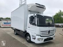 Камион Mercedes Atego Atego 816 Kühlkoffer Thermo King T600R Klima хладилно втора употреба