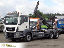 MAN hook lift truck TGS 33.440