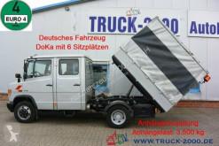 Camion Mercedes Vario Vario 813 DoKa Kipper Kommunalträger Standheizg. benne occasion