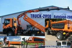 Camión esparcidor de sal Iveco AD190T33 4x4 Kipper+ Kran+ Winterdienst+ Streuer