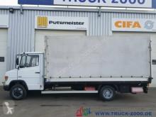 Mercedes Vario Vario 816 Sortimo Einbau 2 x AHK 1.Hd Autom. truck used tarp