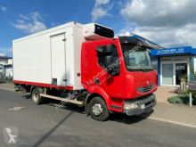 Camion frigo Renault DXI 190 Kühlkoffer Carrier LBW Rolltor