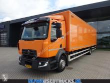 Camion fourgon Renault D12 240 Laadklep + Achteruitrijcamera