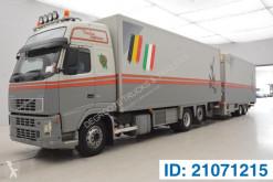 Camión remolque Volvo FH13 frigorífico mono temperatura usado