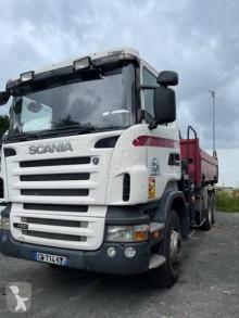 Kamión Scania R 420 korba dvojstranne sklápateľná korba ojazdený