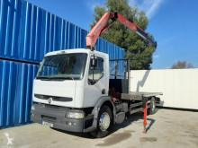 Renault Premium 270.19 DCI truck used flatbed