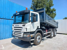 Camión volquete volquete bilateral Scania P 360