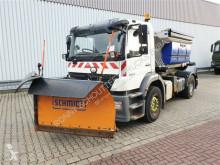 Maquinaria vial camión quitanieves con salero Mercedes Axor 1824 4x2 1824 4x2, Winterdienstausstattung, Wechselsystem