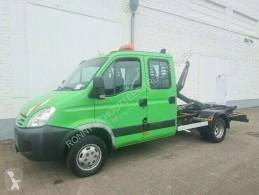 Iveco Daily 45C15D 4x2 Doka 45C15D 4x2 Doka, City-Abroller pojazd dostawczy z hakiem do ładowania używany